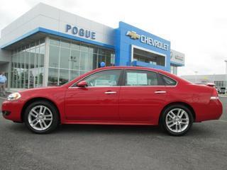 2013 Chevrolet Impala Sedan for sale in Powderly for $18,990 with 39,330 miles.