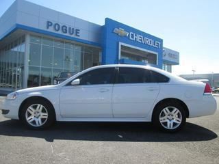 2011 Chevrolet Impala Sedan for sale in Powderly for $13,990 with 49,710 miles.