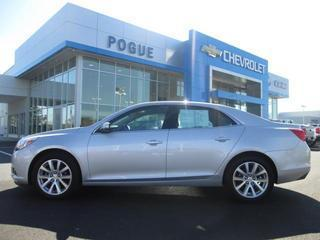 2013 Chevrolet Malibu Sedan for sale in Powderly for $16,990 with 40,579 miles.