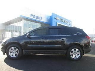 2012 Chevrolet Traverse SUV for sale in Powderly for $20,990 with 32,296 miles.