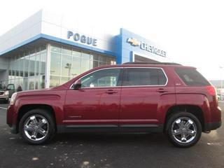 2012 GMC Terrain SUV for sale in Powderly for $20,990 with 30,457 miles.