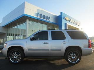 2010 Chevrolet Tahoe SUV for sale in Powderly for $23,990 with 63,546 miles.