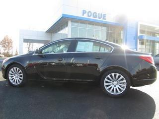 2011 Buick Regal Sedan for sale in Powderly for $15,990 with 39,193 miles.