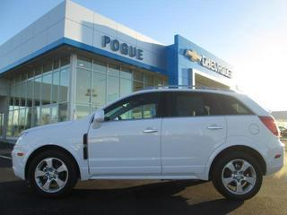 2014 Chevrolet Captiva Sport SUV for sale in Powderly for $19,990 with 24,822 miles.