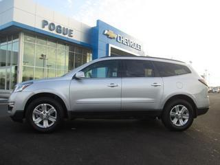 2014 Chevrolet Traverse SUV for sale in Powderly for $36,990 with 11,551 miles