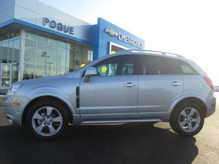 2014 Chevrolet Captiva Sport SUV for sale in Powderly for $18,990 with 17,075 miles.