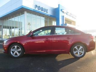 2014 Chevrolet Cruze Sedan for sale in Powderly for $16,990 with 19,839 miles.