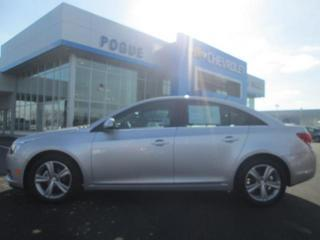 2014 Chevrolet Cruze Sedan for sale in Powderly for $16,990 with 15,747 miles.