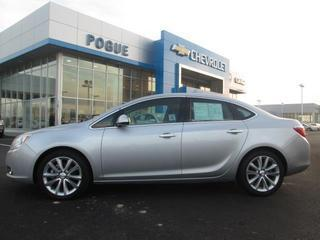 2013 Buick Verano Sedan for sale in Powderly for $15,990 with 54,231 miles.