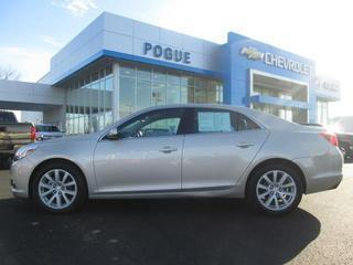 2013 Chevrolet Malibu Sedan for sale in Powderly for $16,990 with 46,065 miles