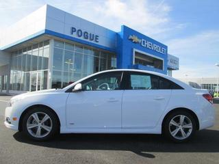 2014 Chevrolet Cruze Sedan for sale in Powderly for $18,990 with 16,168 miles