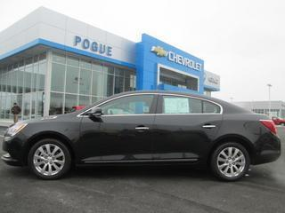 2014 Buick LaCrosse Sedan for sale in Powderly for $26,990 with 22,538 miles