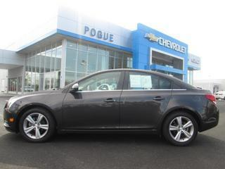 2014 Chevrolet Cruze Sedan for sale in Powderly for $17,990 with 25,204 miles