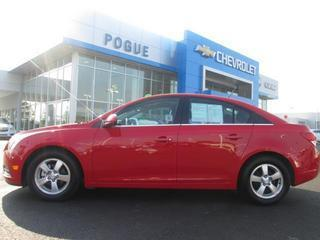 2014 Chevrolet Cruze Sedan for sale in Powderly for $16,990 with 15,504 miles
