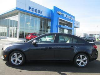 2014 Chevrolet Cruze Sedan for sale in Powderly for $17,990 with 26,118 miles