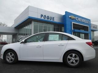 2014 Chevrolet Cruze Sedan for sale in Powderly for $16,990 with 23,132 miles