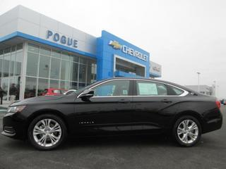 2014 Chevrolet Impala Sedan for sale in Powderly for $23,990 with 24,026 miles