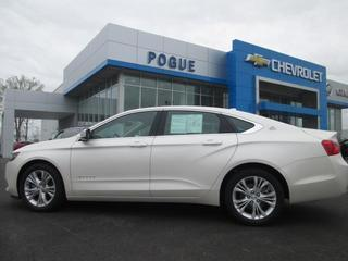 2014 Chevrolet Impala Sedan for sale in Powderly for $23,990 with 25,067 miles