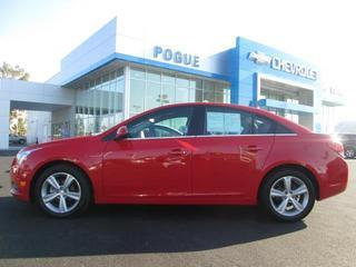 2014 Chevrolet Cruze Sedan for sale in Powderly for $17,990 with 21,559 miles