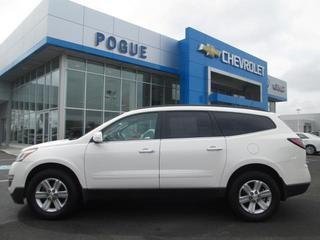 2014 Chevrolet Traverse SUV for sale in Powderly for $29,990 with 26,702 miles