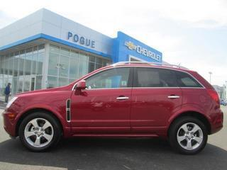 2014 Chevrolet Captiva Sport SUV for sale in Powderly for $21,990 with 22,935 miles