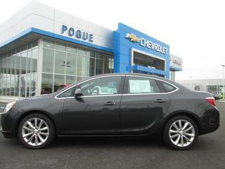 2015 Buick Verano Sedan for sale in Powderly for $21,990 with 21,940 miles