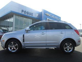2014 Chevrolet Captiva Sport SUV for sale in Powderly for $21,990 with 13,278 miles