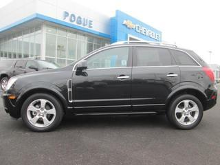 2014 Chevrolet Captiva Sport SUV for sale in Powderly for $22,990 with 16,754 miles