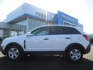 2014 Chevrolet Captiva Sport SUV for sale in Powderly for $19,990 with 17,976 miles