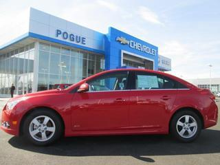 2014 Chevrolet Cruze Sedan for sale in Powderly for $19,990 with 6,837 miles