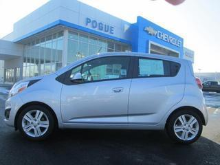 2013 Chevrolet Spark Hatchback for sale in Powderly for $13,990 with 10,391 miles