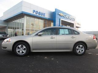 2012 Chevrolet Impala Sedan for sale in Powderly for $11,990 with 48,883 miles.