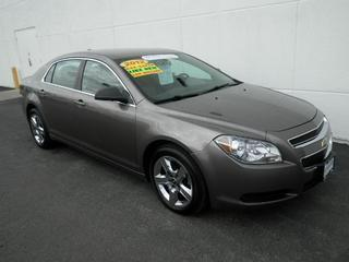 2012 Chevrolet Malibu Sedan for sale in Springfield for $14,700 with 48,109 miles