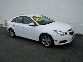 2014 Chevrolet Cruze Sedan for sale in Springfield for $17,990 with 17,710 miles.