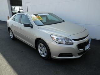 2014 Chevrolet Malibu Sedan for sale in Springfield for $17,990 with 9,875 miles