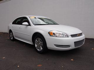 2014 Chevrolet Impala Limited Sedan for sale in Connellsville for $18,988 with 13,894 miles.