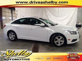 2012 Chevrolet Cruze Sedan for sale in Mayfield for $14,996 with 39,058 miles