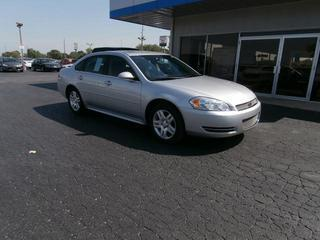 2012 Chevrolet Impala Sedan for sale in Chanute for $13,795 with 48,408 miles.