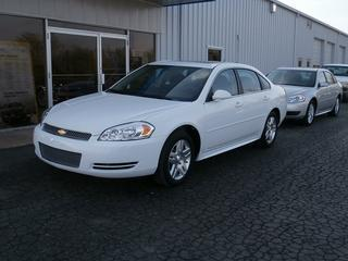2014 Chevrolet Impala Limited Sedan for sale in Chanute for $17,995 with 17,106 miles.