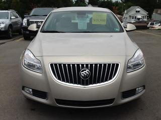 2011 Buick Regal Sedan for sale in Clarion for $15,990 with 32,687 miles.