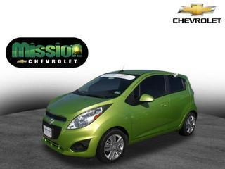 2013 Chevrolet Spark Hatchback for sale in El Paso for $13,999 with 16,922 miles.
