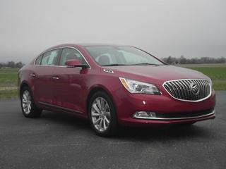 2014 Buick LaCrosse Sedan for sale in Marion for $25,995 with 21,371 miles