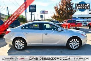 2013 Buick Regal Sedan for sale in San Antonio for $23,395 with 10,278 miles.