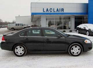 2012 Chevrolet Impala Sedan for sale in Chesaning for $13,864 with 39,502 miles.