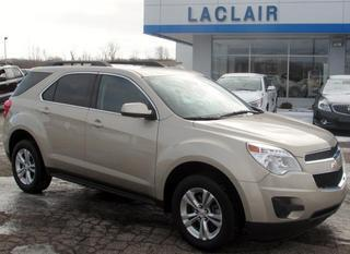 2013 Chevrolet Equinox SUV for sale in Chesaning for $18,500 with 43,529 miles