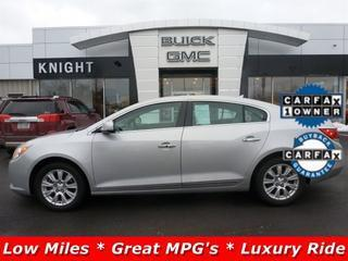 2012 Buick LaCrosse Sedan for sale in Plattsburgh for $17,995 with 21,700 miles.