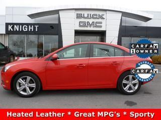 2014 Chevrolet Cruze Sedan for sale in Plattsburgh for $16,995 with 12,956 miles.