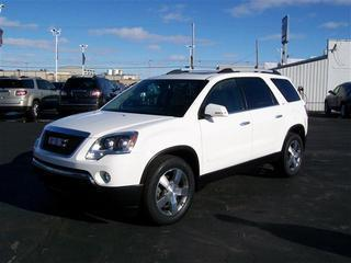 2012 GMC Acadia SUV for sale in Bowling Green for $26,993 with 41,554 miles