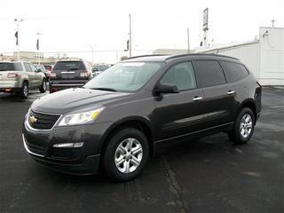 2013 Chevrolet Traverse SUV for sale in Bowling Green for $21,793 with 24,911 miles.