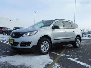 2014 Chevrolet Traverse SUV for sale in Fargo for $21,944 with 22,756 miles.